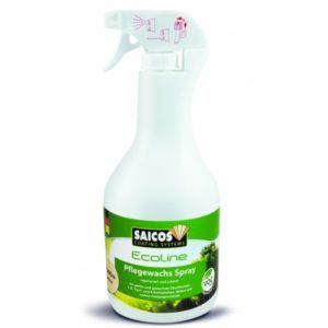 Saicos Ecoline 8129 – Wax Care Spray – Środek do konserwacji podłóg – BEZBARWNY – 1 L