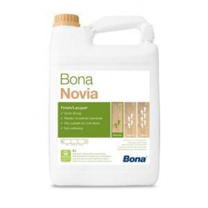 Bona Novia – jednoskładnikowy lakier wodny