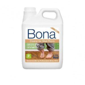 Bona Oil Cleaner – Środek do czyszczenia podłóg olejowanych
