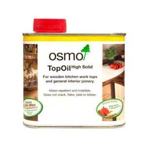 Osmo Top-Olej do blatów kuchennych 0,5 L + chusteczka do aplikacji Osmo Easy Pads