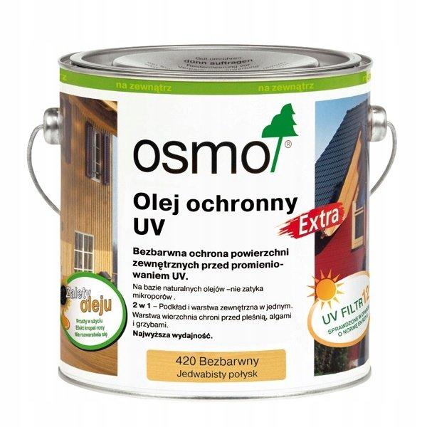 Olej Ochronny UV Osmo 420 – Bezbarwny